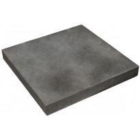 Betonilaatta Rudus, 698x698x80mm, sileä, musta