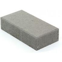 Betonilaatta Rudus, 418x208x100mm, sileä, harmaa