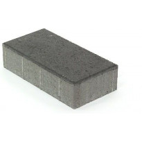 Betonilaatta Rudus, 418x208x100mm, sileä, musta