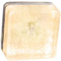 LED-valokivi Rudus 2,2W, IP68, 138x138x55mm, lämmin