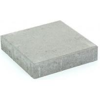 Pihakivi Rudus Kartanolaatta 60, 278x278x60mm, sileä, harmaa