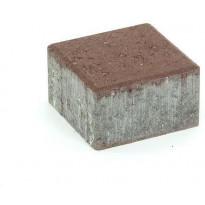 Pihakivi Rudus Kartanonoppa 80, 138x138x80mm, sileä, ruskea