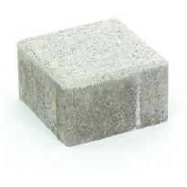 Pihakivi Rudus Kartanonoppa 80, 138x138x80mm, hiekkapuhallettu, autere