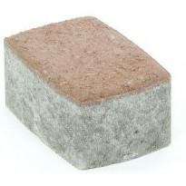Pihakivi Rudus Klassikko suorakaide 80, 172x115x80mm, sileä, hiekanruskea