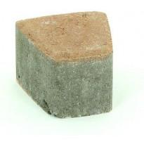 Pihakivi Rudus Klassikko iso kaarre 80, 110x115x80mm, sileä, hiekanruskea