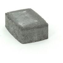 Pihakivi Rudus Klassikko suorakaide 60, 172x115x60mm, sileä, musta