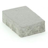 Pihakivi Rudus Kartanonupu 60, viisteetön, 207x137x60mm, sileä, harmaa