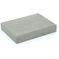Muurikivi Rudus Paasikko kansikivi, 420x320x70mm, sileä, harmaa
