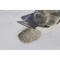 Saumaushiekka Rudus, 0-1mm, luonnonharmaa, 25 kg/säkki