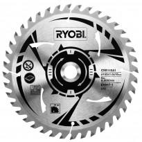 Pyörösahanterä Ryobi CSB165A1, 165mm, 40 hammasta