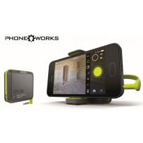 Etäisyysmittari PhoneWorks Laser RPW-1000
