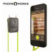 Kosteusmittari PhoneWorks RPW-3000
