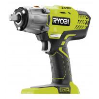 Akkumutterinväännin Ryobi ONE+ R18IW3-0, 18V, 3 nopeutta