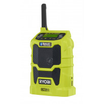 Bluetooth Radio R18R-0 18V ONE+, ei akkua