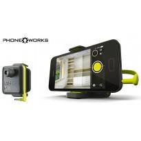 Ristiviivalaser PhoneWorks Gorilla RPW-1650, jalustalla