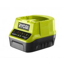 Laturi Ryobi ONE+ RC18120, 18V