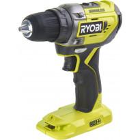 Akkuporakone Ryobi ONE+ R18DD5-0, 13mm, 40Nm, 18V, ilman akkua