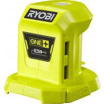 USB-akkuadapteri Ryobi ONE+ R18USB-0