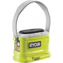 Hyttyskarkotin Ryobi ONE+ RBR180013, 18V, akku ja laturi
