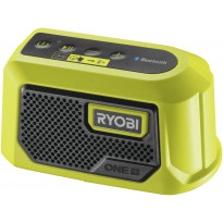Bluetooth kaiutin RYOBI RBTM18-0 ONE+ 18V, ilman akkua