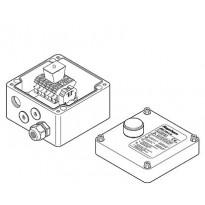 Kytkentä- ja loppupääte rasiaan CE-20-01 FS/GM/HWAT/EM2-R