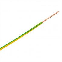 Kytkentäjohdin H05V2-K 0,75 VALKOINEN LTK 100
