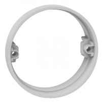 Korotusrengas Multifix Ultra jakorasialle, 13mm, valkoinen