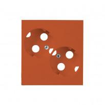 Kanavapistorasia ABB ProDuct - Keskiöl, 2-os maad pistor, oranssi