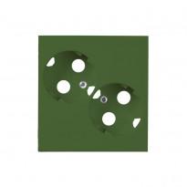 Kanavapistorasia ABB ProDuct - Keskiöl, 2-os maad pistor, vihreä