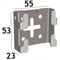 Seinäkiinnike mini sähkö Z B4 (B11)