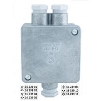 Jakorasia 2.5mm2 2x16 holkkitiiviste SIL