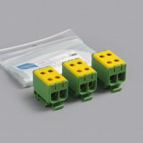 Yleishaaroitusliitin 2x(2,5-50mm2)  kevi KE 66.3T (SIS 3 KPL)