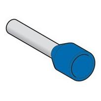 Pääteholkki DZ5CE007 0,75 mm2 sininen
