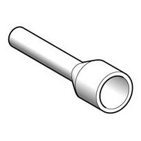 Pääteholkki DZ5CE015 1,5 mm2 musta