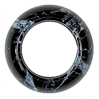 Renova 1-kehys, musta marmori
