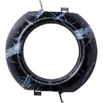 Renova keskikehys, musta marmori
