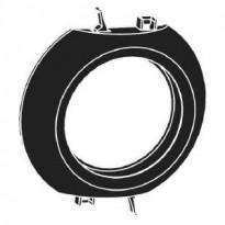 Keskipeitelevy Renova 1-osainen musta