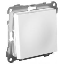 Kytkin ELKO Plus, 6/16A/250V/IP20 UKJ, valkoinen