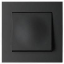 Kytkin ELKO Plus, 6/16A/250V/IP20 UPJ, musta