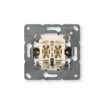 Kytkin Ensto Intro - 1+1/10AX/250V/IP20 UJ 0X