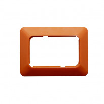 Peitelevy ABB Jussi - 1OS/IP21/85mm oranssi