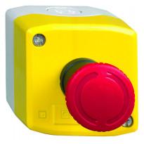 Hätä-Seis kotelo XALK178E 1s 1a 40mm varmennettu