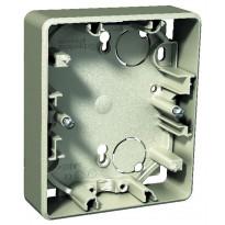 Pintakojerasia 2-osainen IP21 22 mm metalli Exxact