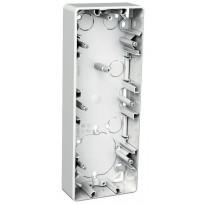 Pinta-asennusrasia 3-osainen 35 mm valkoinen Exxact