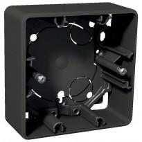 Pinta-asennusrasia 1-osainen 35 mm antrasiitti Exxact