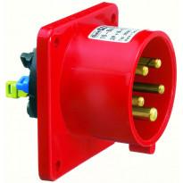 Kojevastake 282001 3PNE 16A 400V IP44 QC