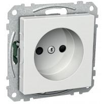 Pistorasia 1-osainen UKJ 0X valkoinen Exxact S-2530000