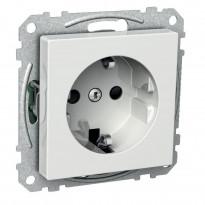 Pistorasia 1-osainen UKJ 0X valkoinen Exxact S-2530101
