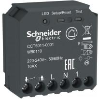 Releyksikkö Schneider Electric Wiser, uppoasennettava kytkintoimilaite