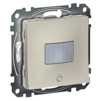 Liiketunnistin+LED-säädin Schneider Electric, Exxact, PIR 160 100W Zigbee, metalli